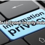 Hướng Dẫn Tắt SIP- System Integrity Protection Trong MacOS EL Capitan